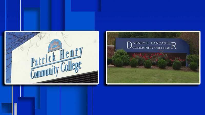 State Board tells Patrick Henry, Dabney S. Lancaster Community Colleges to reconsider keeping their names
