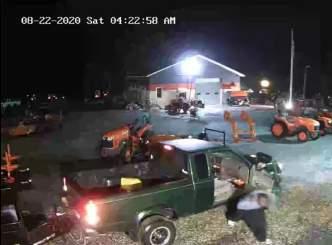 Campbell Co. Theft overnight (Lynchburg)