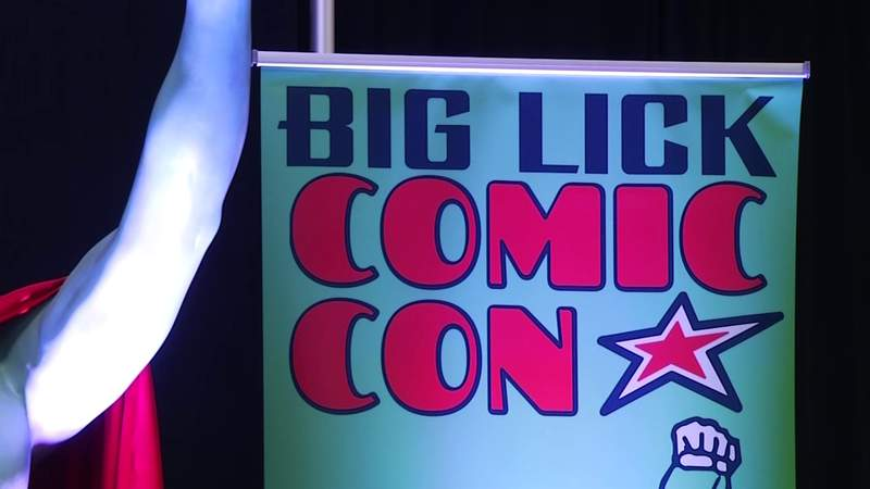 Changes at Big Lick Comic Con this weekend