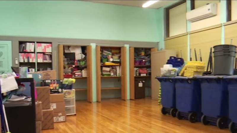 COVID-19 relief aid will pay for school supplies and meals in Grayson County