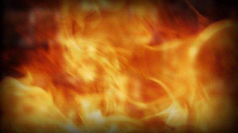 No one was hurt in apartment building fire Friday night.