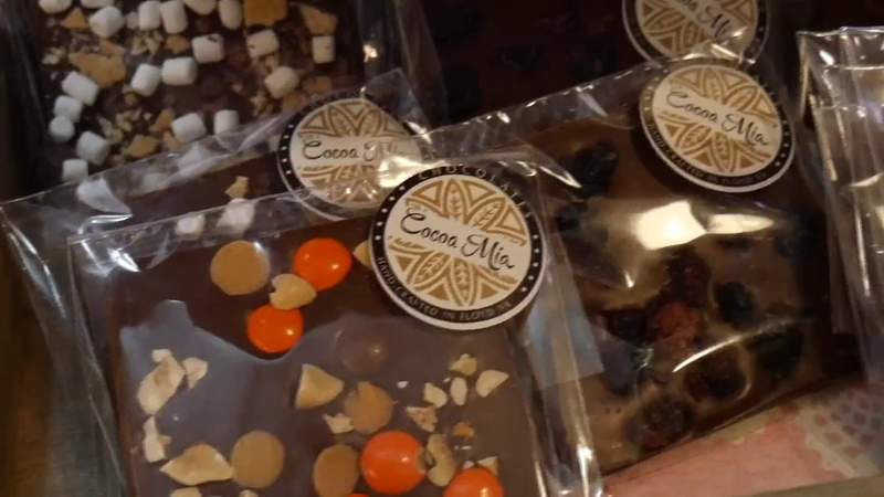 Tasty Tuesday: Cocoa Mia Chocolates