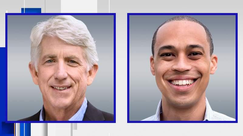 Attorney General Mark Herring is running against Delegate Jay Jones in the Virginia June 2021 Democratic Primary.