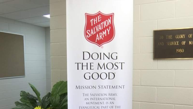 Salvation Army holding fundraiser to replace loss of revenue