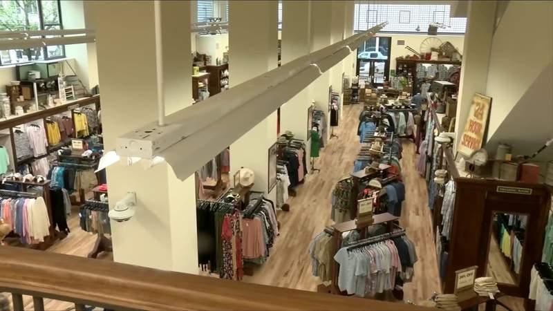 Mast General prepares to open in Roanoke