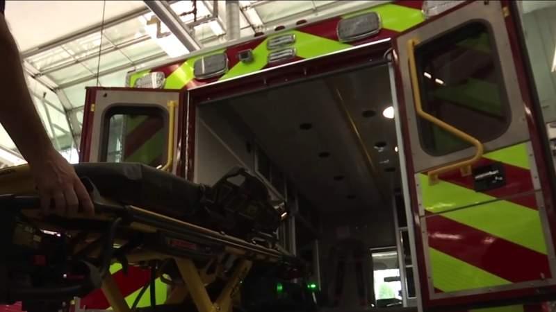 Roanoke Fire-EMS gets two new medic trucks