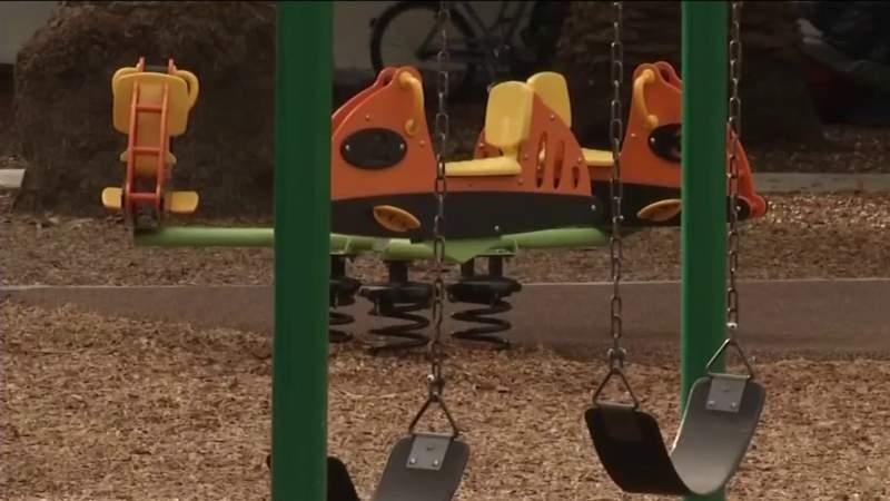 Local health experts warn against hot playground equipment