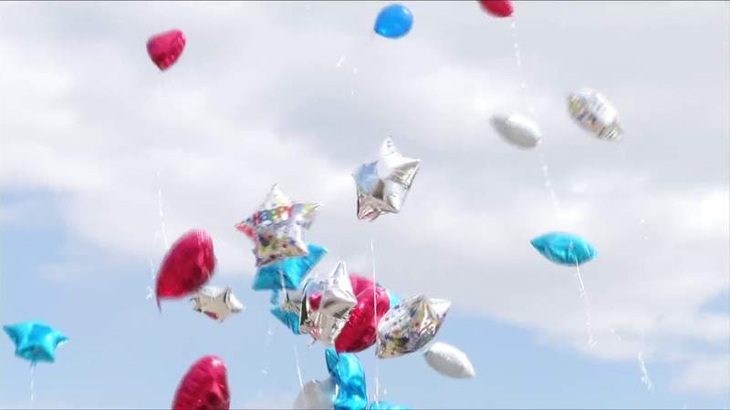 Balloon releases will become illegal on July 1
