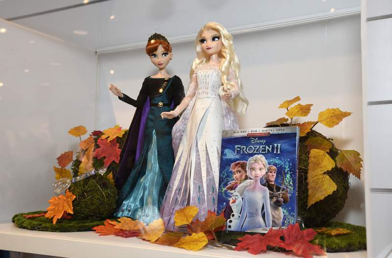 """Disney """"Frozen 2"""" merchandise"""