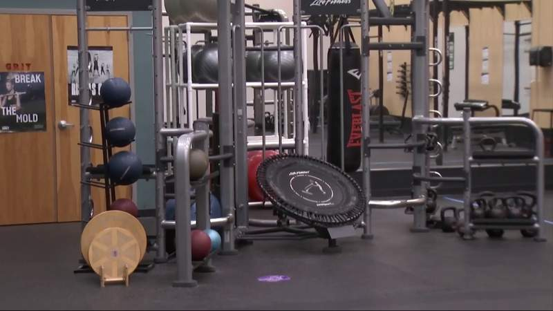 Gyms prepare to reopen in Phase Two of Virginia's reopening plan