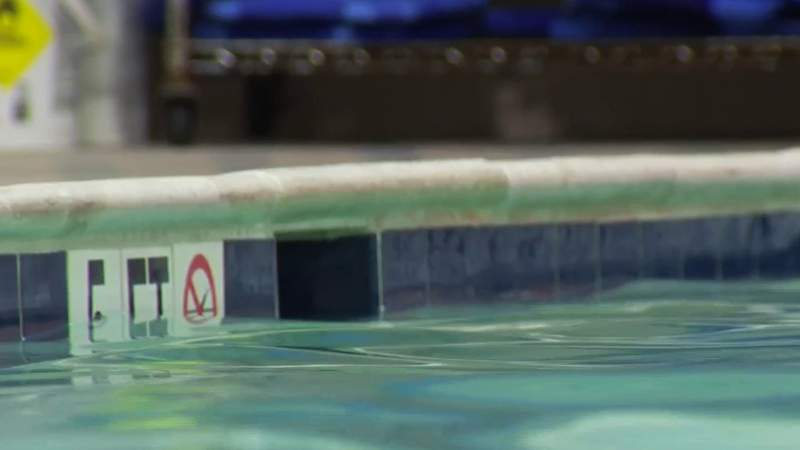 Staying safe in the pool this summer