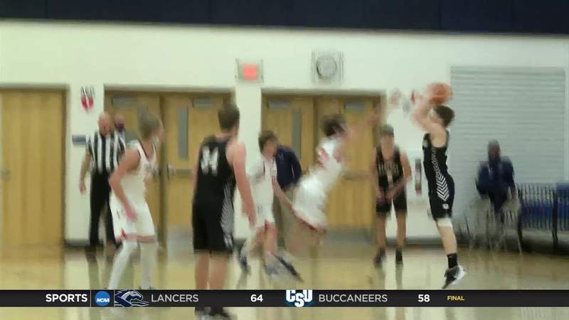 Local High School Basketball State Semifinals