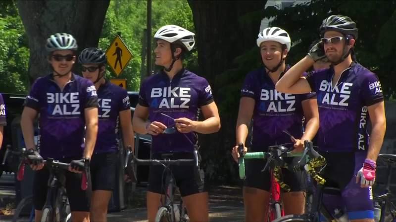 Bike4Alz rides coast to coast