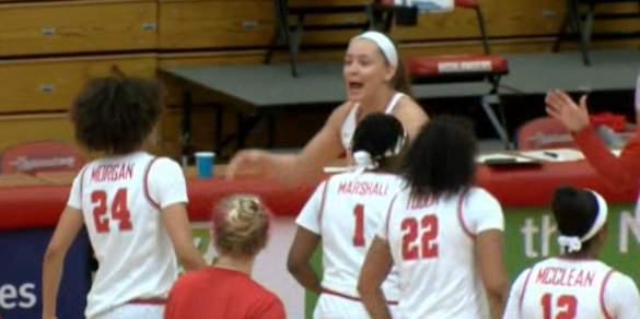 Radford Women beat Charleston Southern