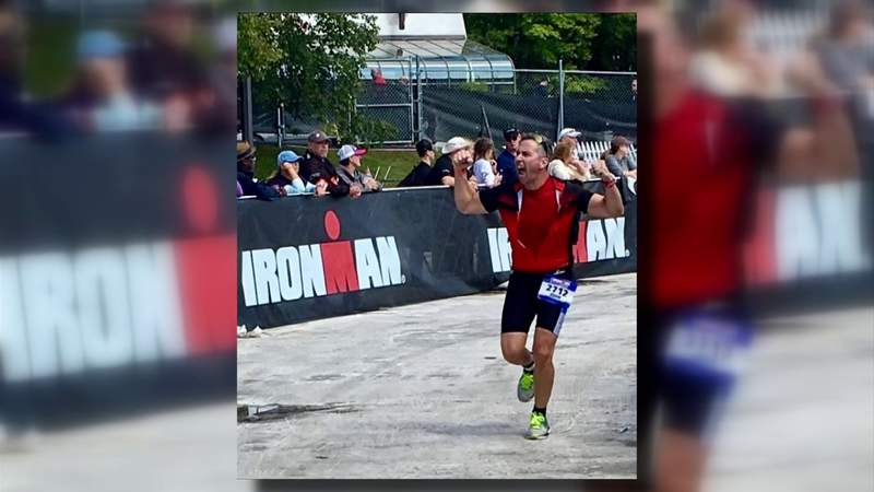 Athletes arrive in Roanoke for Ironman Triathlon