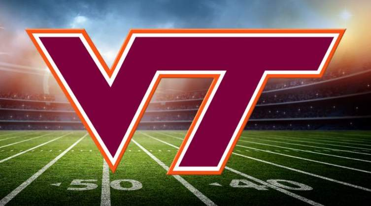 The Hokies lead the Blue Devils 10-7 at halftime
