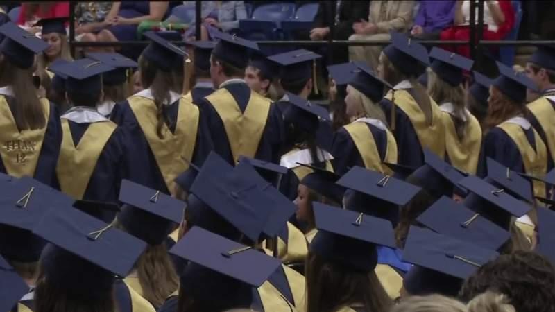 Local school districts organizing online graduation ceremonies