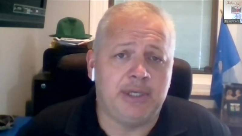Could Denver Riggleman leave the Republican Party?