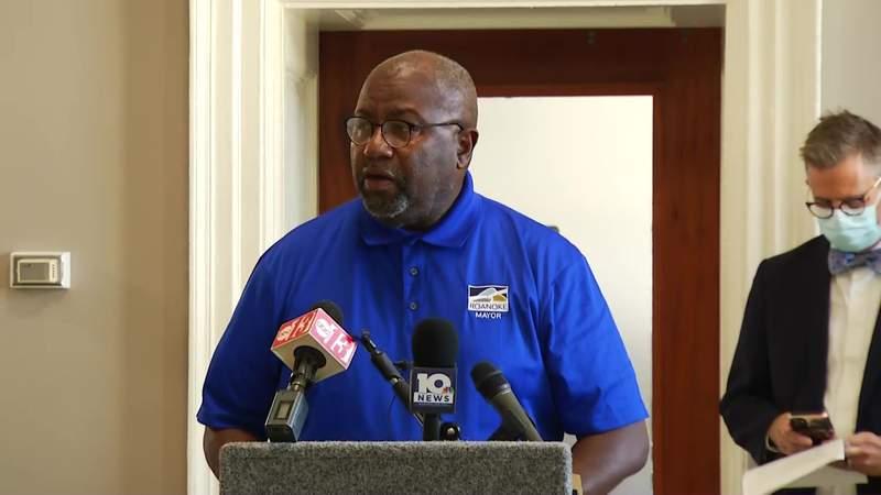 Roanoke leaders address city's rise in gun violence