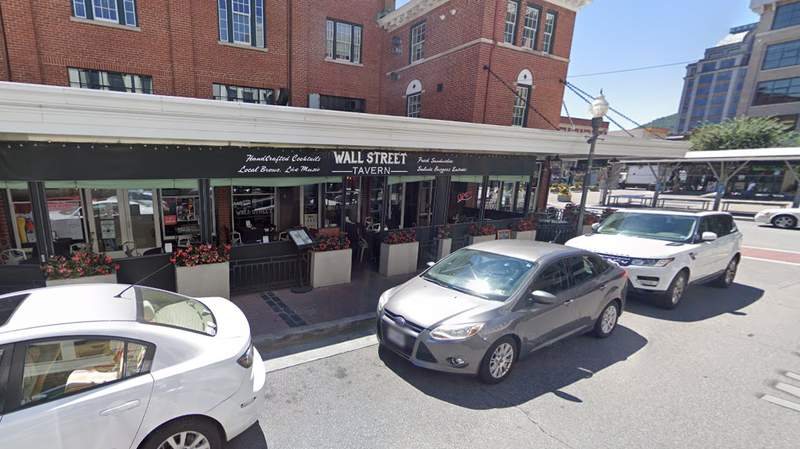 June 2019 image of Wall Street Tavern from Google Maps