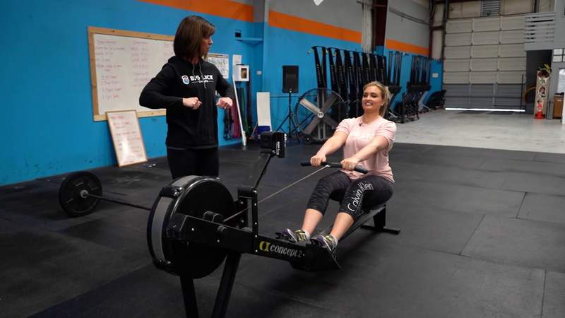 Busting the myths of CrossFit… anyone CAN do it!