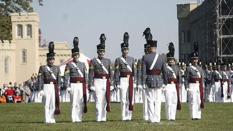 VMI superintendent resigns amidst reports of rascism