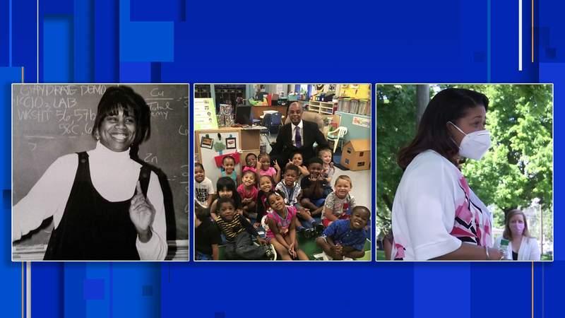 Superintendents inspire next generation through education