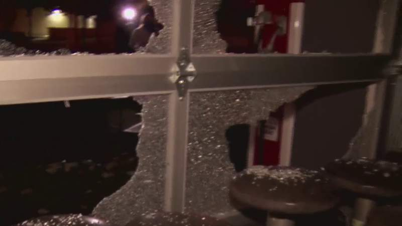 Armed citizens volunteer as security to protect Lynchburg restaurant