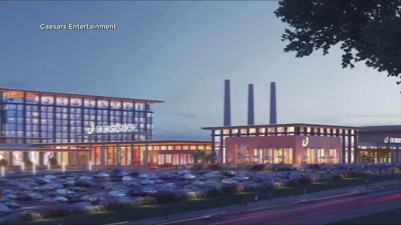 Caesars CEO: Danville is perfect place for casino