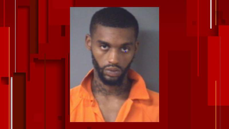 The Wilson Times reports police said 25-year-old Darius Sessoms was arrested Monday and is in the custody of Wilson Police and members of the U.S. Marshals Service Carolinas Regional Task Force.