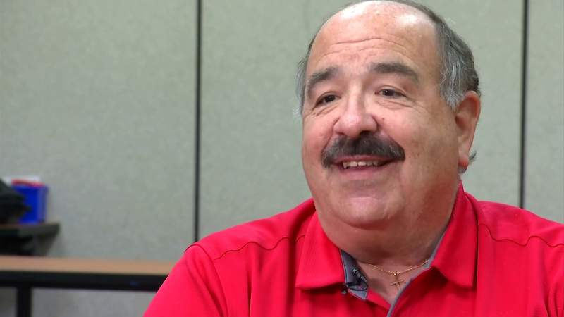 Rockbridge County man thankful to be able to give back after surviving a heart attack
