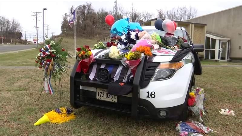 Sergeant Perry Hodge honored in Pulaski