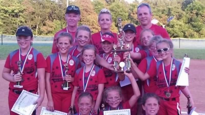 Rustburg softball living out childhood dreams of winning a state championship