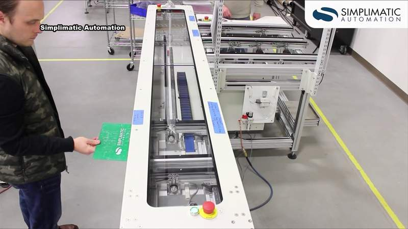 Forest automation company making ventilator parts