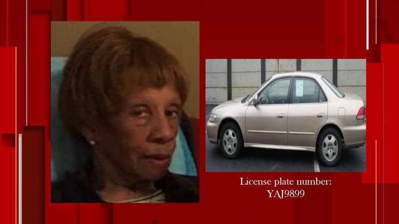 VSP issues missing senior alert for Lola Estelle Mallory.