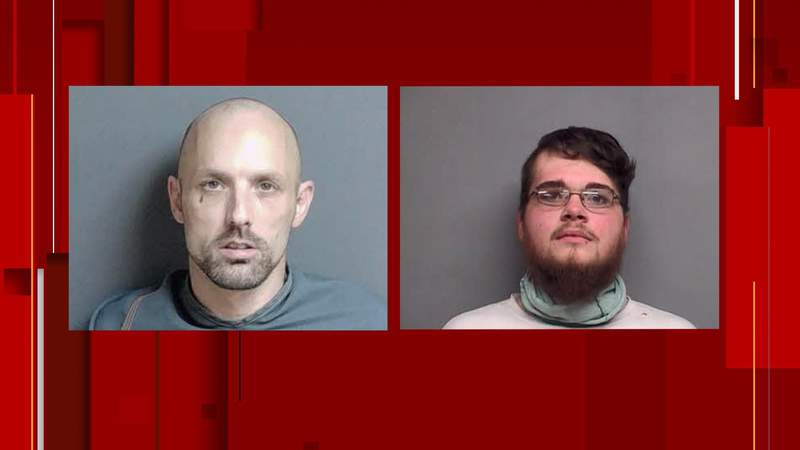 Two men arrested after weekend bomb threat in Martinsville Walmart