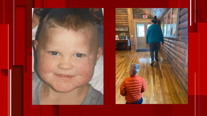 Two-year-old boy abducted from nursery by woman in Giles County, police say