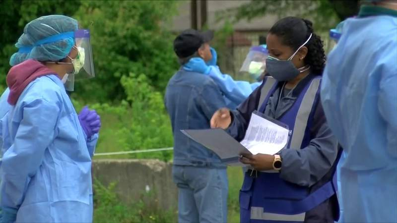 Health officials urge caution as pandemic continues, look ahead to vaccine