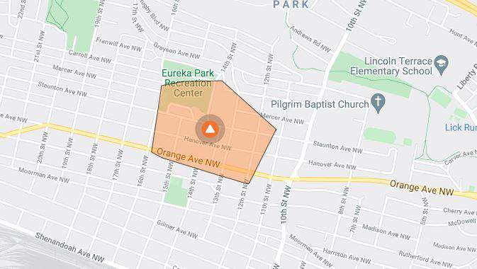 Around 150 are without power as of 5 a.m.