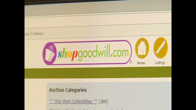 Local Goodwill Stores Now Selling Items Online