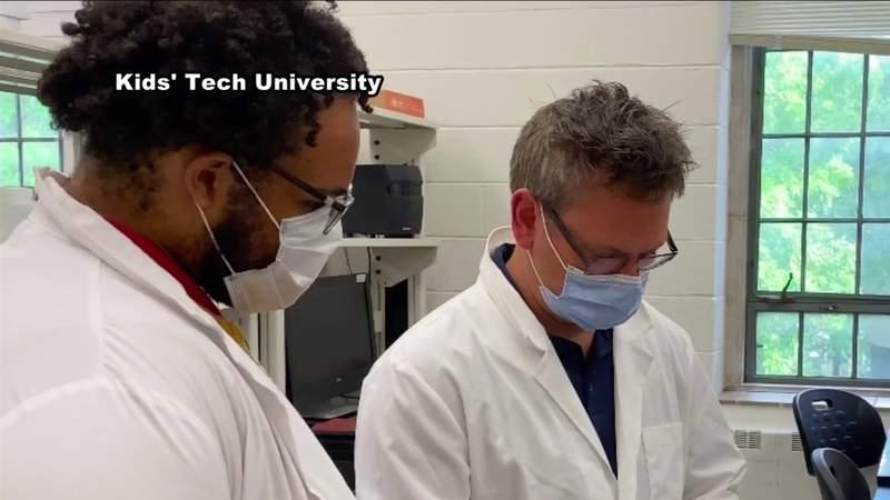 Kids' tech university registration opens online