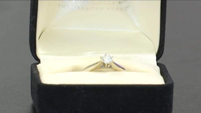 Local pawn shop creates treasure hunt for diamond ring
