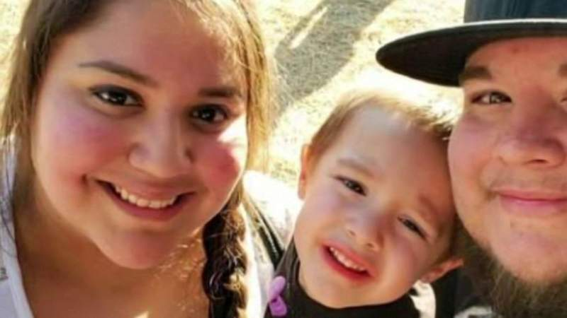 Four-year-old boy loses mom and dad to COVID-19