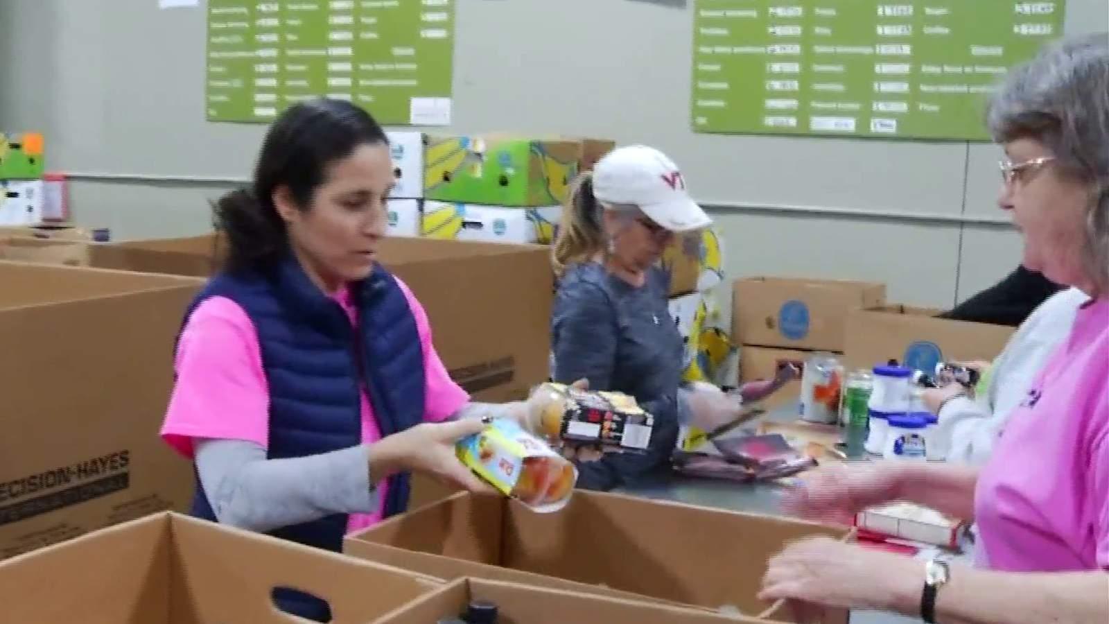 Volunteers step up for Feeding Southwest Virginia