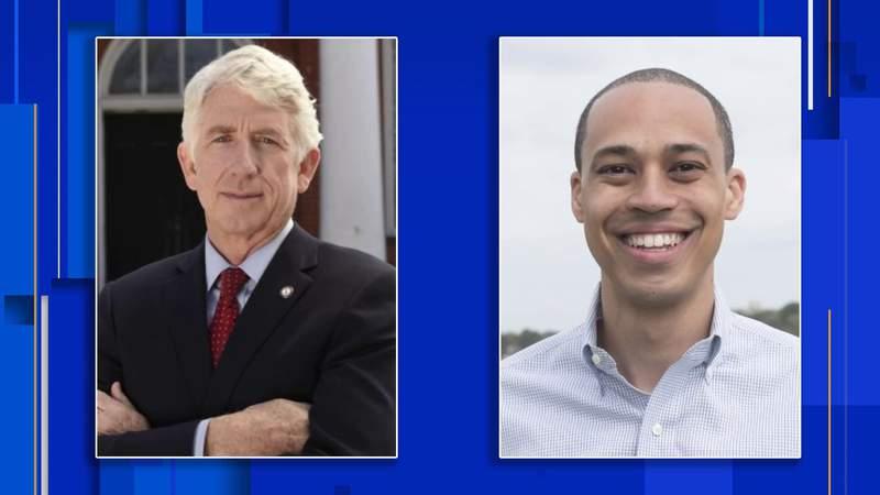Democrat primary set for next week
