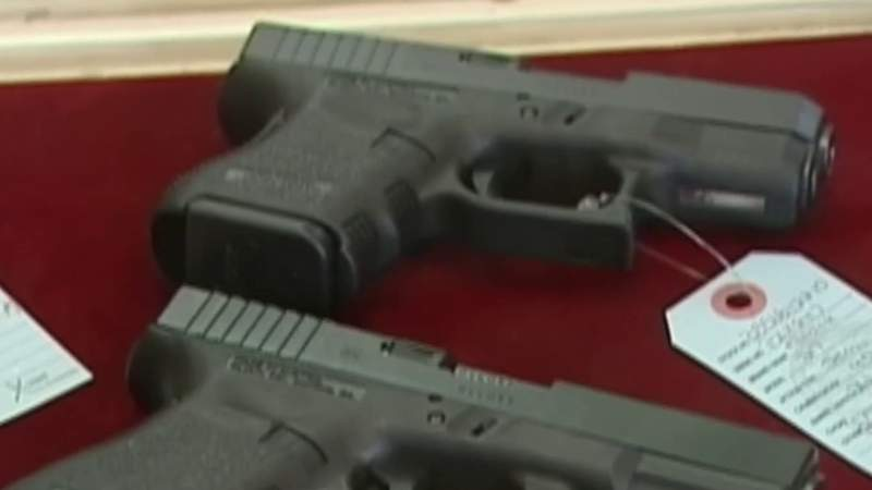 Lawsuit over new gun background check law