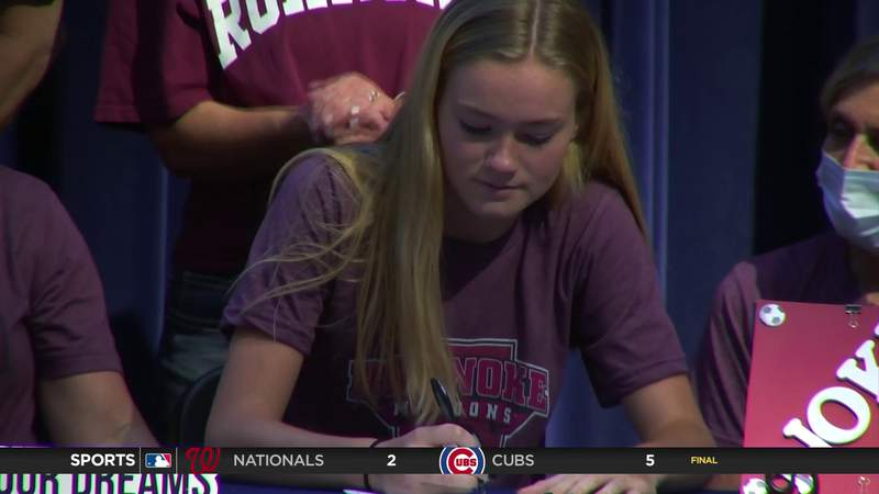 Hidden Valley signs 3 soccer players to next level