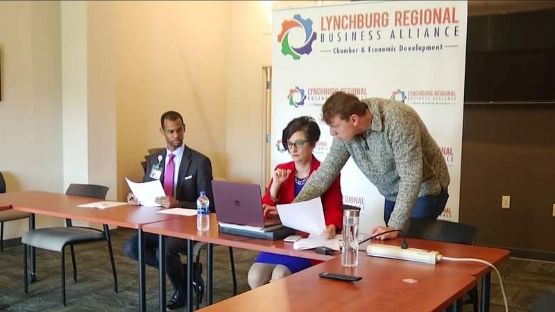Lynchburg Regional Business Alliance helps businesses during coronavirus outbreak