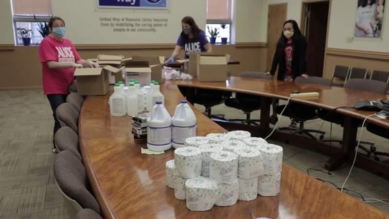 Roanoke Women's Foundation supports United Way's COVID-19 community response fund