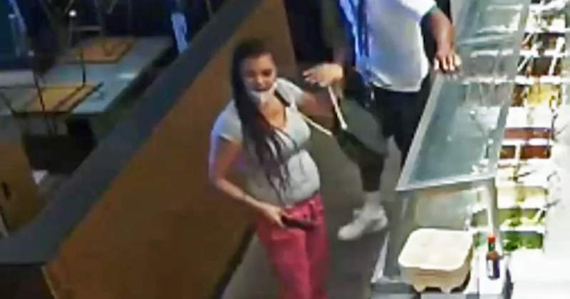 Hungry woman, angry that a Chipotle was closing early, pulls gun to demand service, police say (Courtesy: NBC News)